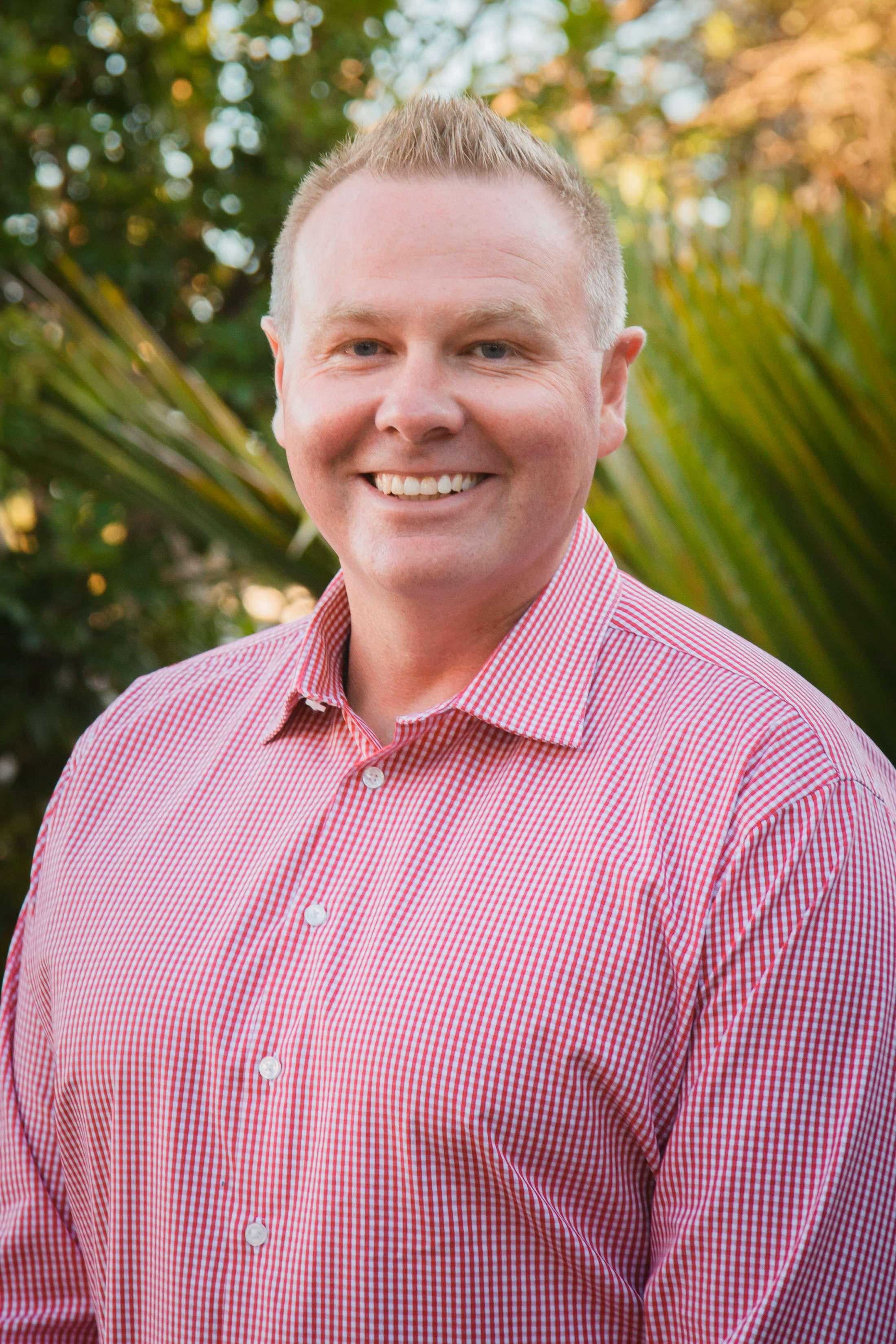 Deputy Principal - Darren Scott