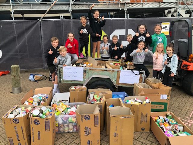 Tauranga Food Bank Mufti Day 2020